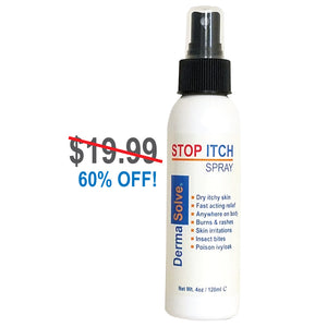 60% OFF STOP ITCH SPRAY