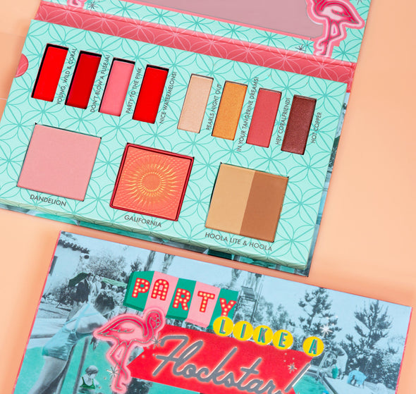 Paleta Party like a flock star | Benefit