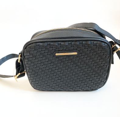 Cartera shoulderbag black
