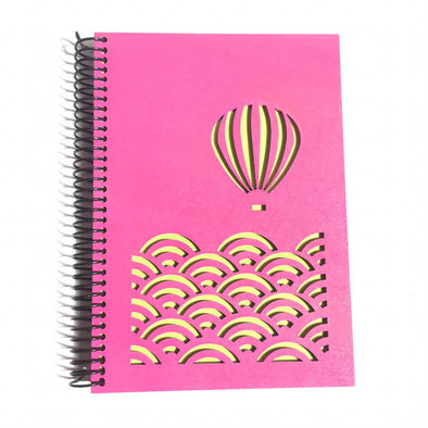 Cuaderno air balloon