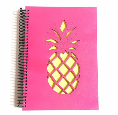 Cuaderno pineapple