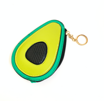Monedero avocado