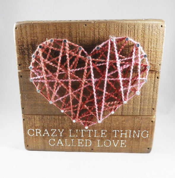 Cuadro decorativo Crazy little thing called love