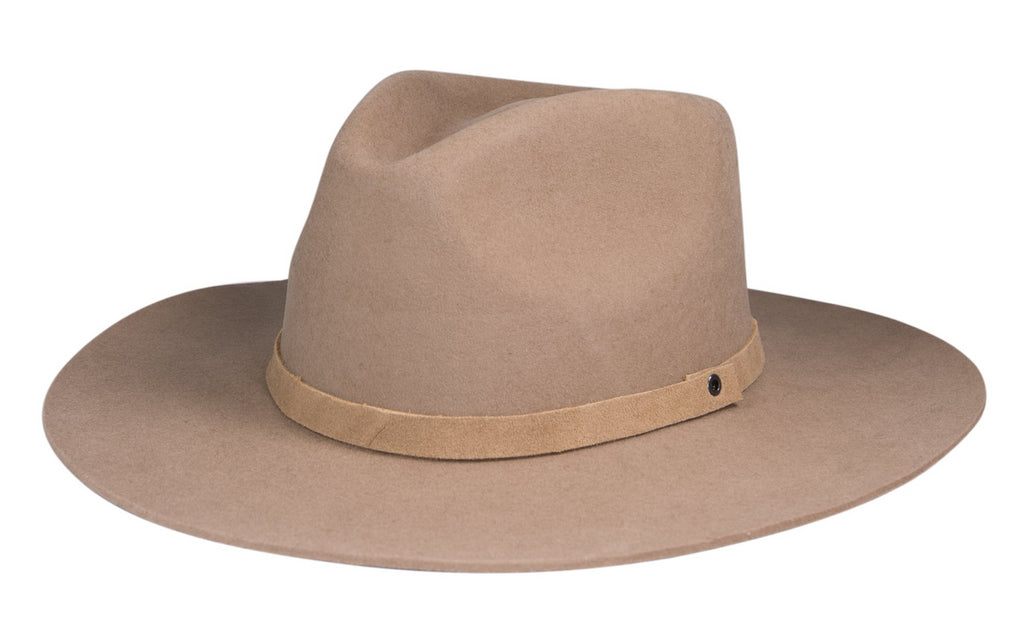 Urban Rancher Hat - Camel