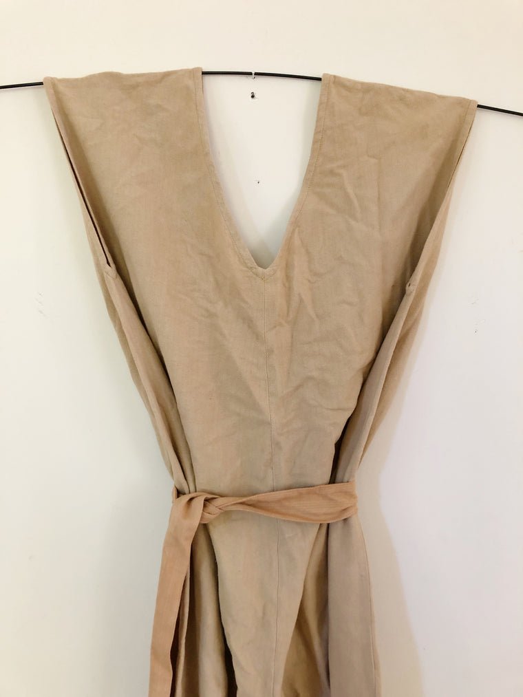 Everyday Jumpsuit - Desert Sand - Size Large