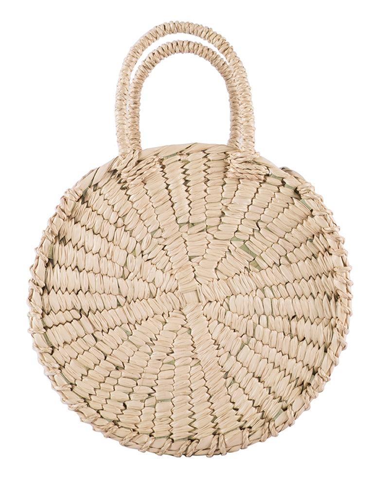 Perfect Circle Palm Purse