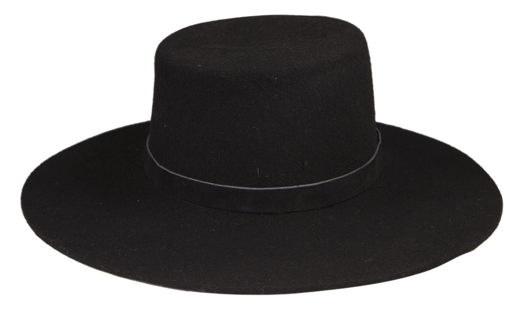 Gaucho Hat - Black