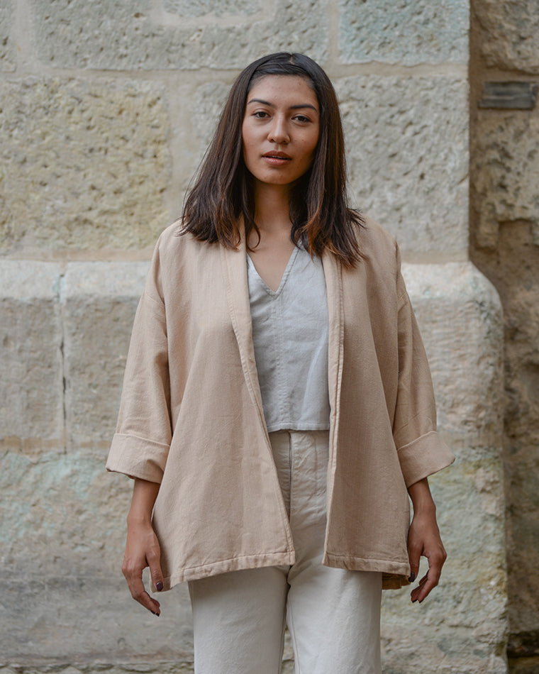 Spring & Fall Jacket - Desert Sand - Size Medium