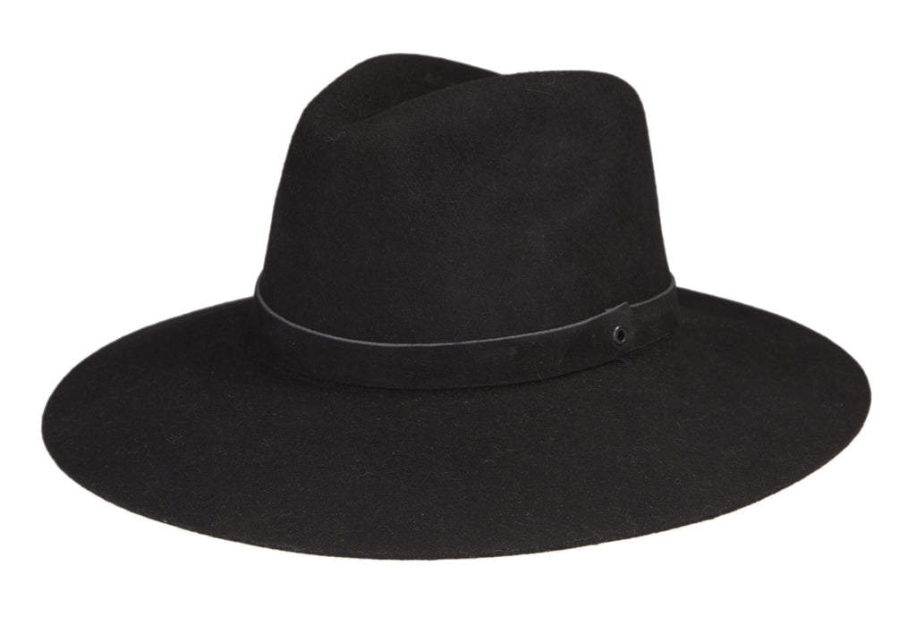 Urban Rancher Hat - Black