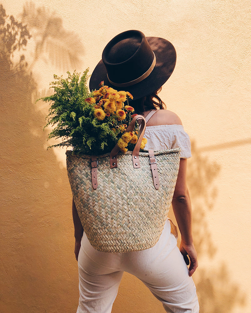 Sunday Girl Palm Backpack