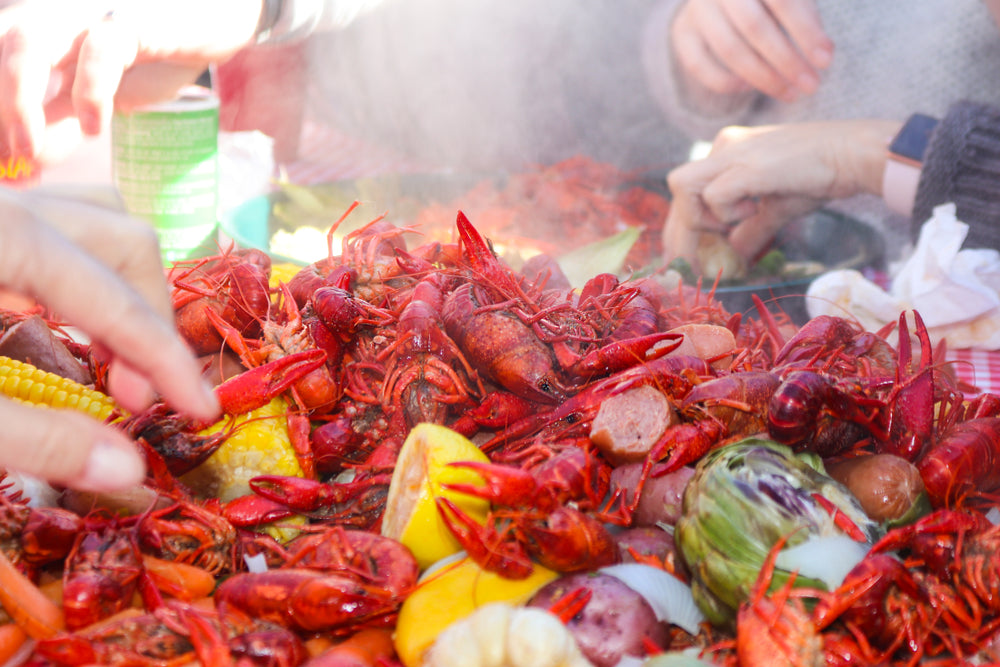 Crawfish Boil - A Love Letter to Louisiana