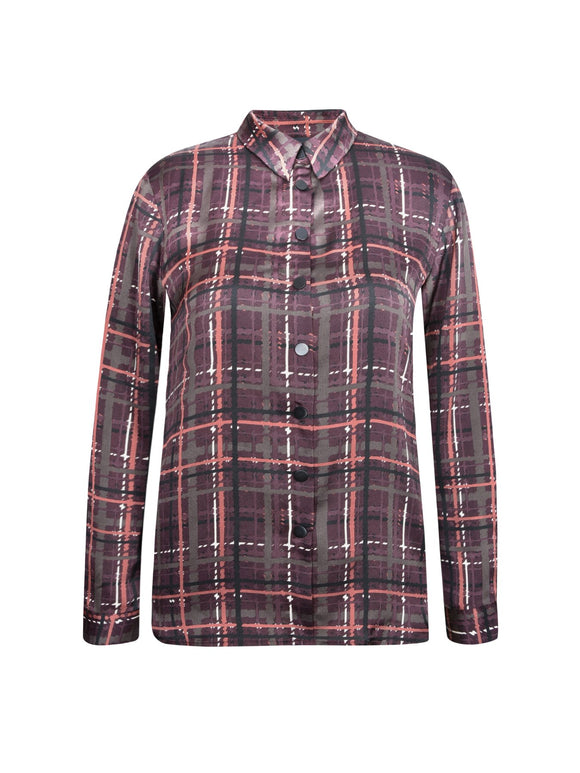 EDUA CHECKERED SHIRT