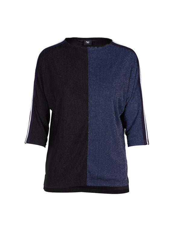ETTY LUREX BLOUSE