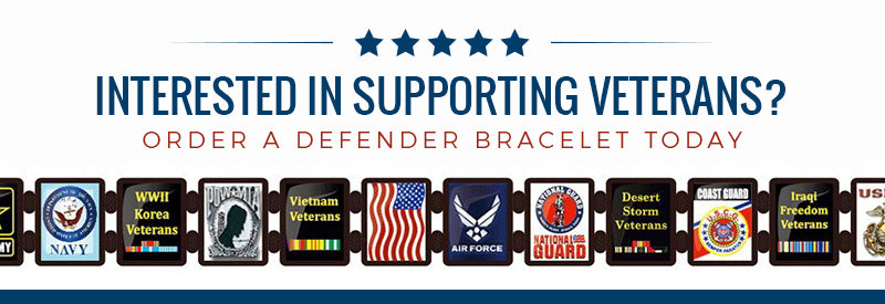 Order Now and Support Veterans