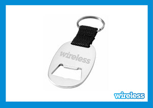 Wireless Bottle Opener Keyring
