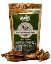 Dehydrated Duck Feet Dog Treats