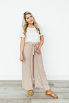 Go With the Flow Pants - Natural