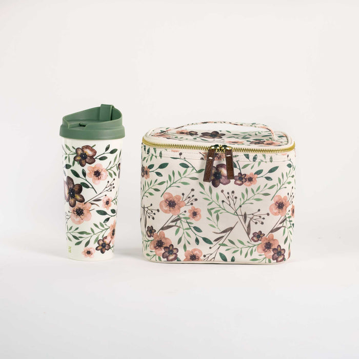 Lunch Tote, Woodland Floral - Lunch Box