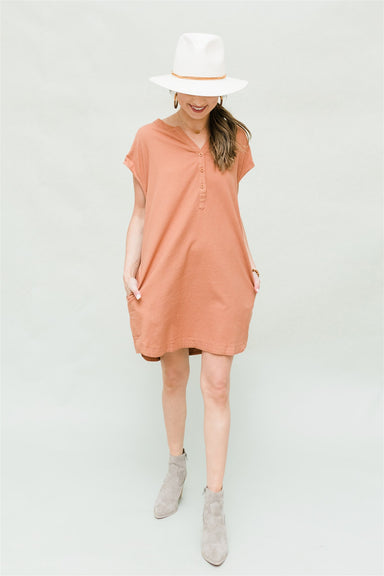 Canyon Clay Dress