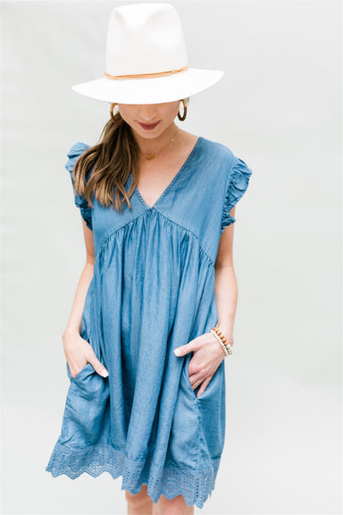 Denim Dream Dress