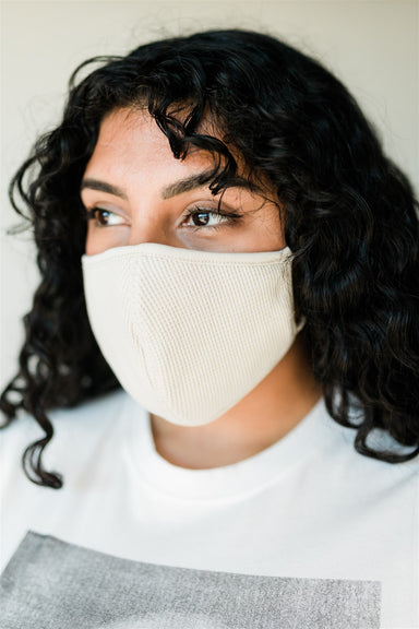 Khaki Thermal Face Mask