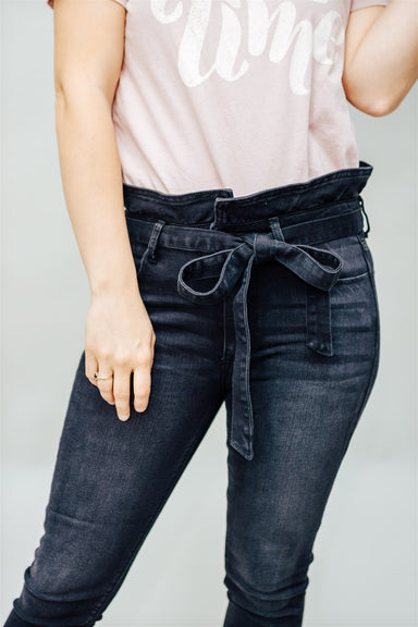 Take the Risk Jeans - Black