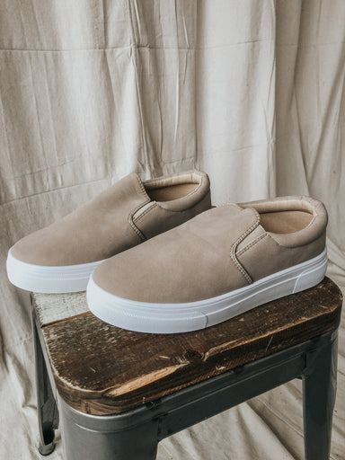 All Day Everyday Sneaker - Sand