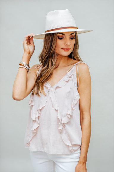 Sedona Panama Hat - Natural