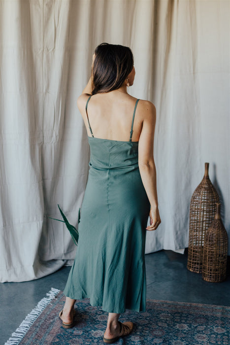Limited Edition Dress  Dress - Olive