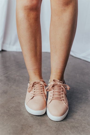 Ellie Sneakers - Blush