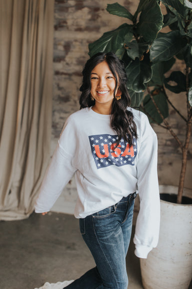USA Vintage Sweatshirt