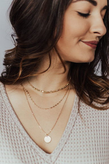 Goal Digger Chocker/Necklace - Gold