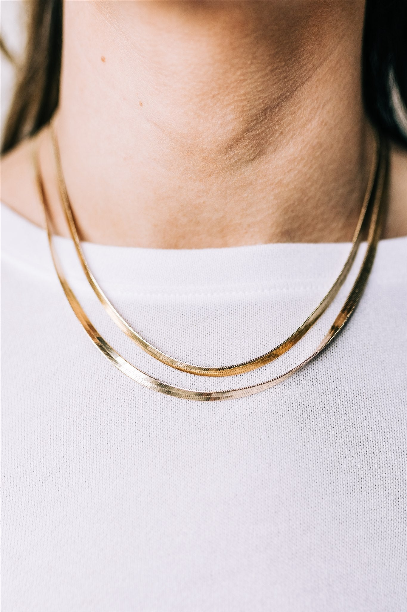 Feel Extra Chain Necklace