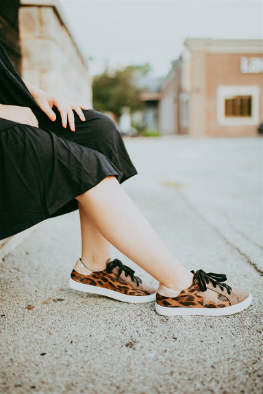 Coco Leopard Shoes