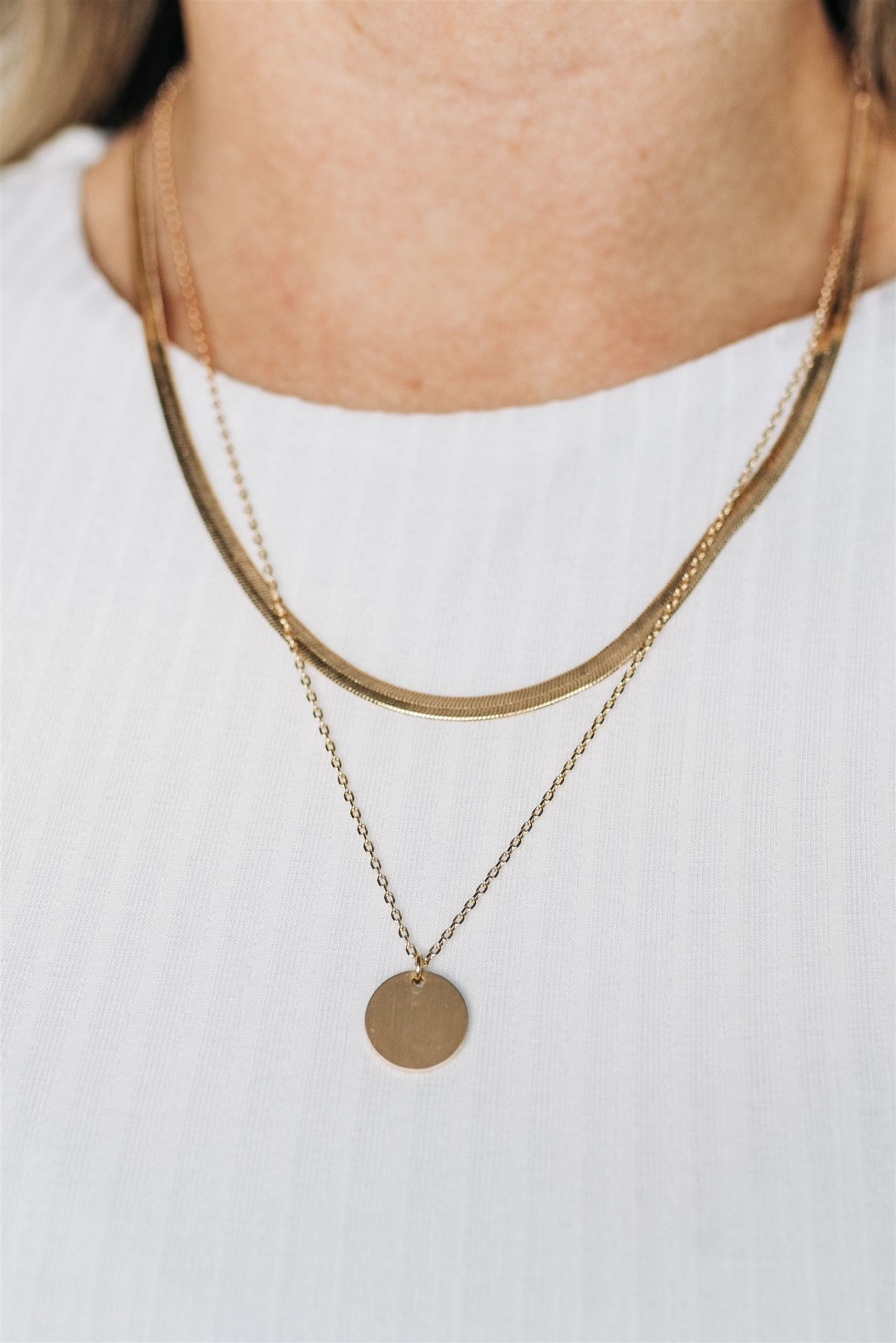 MVP Layer Necklace