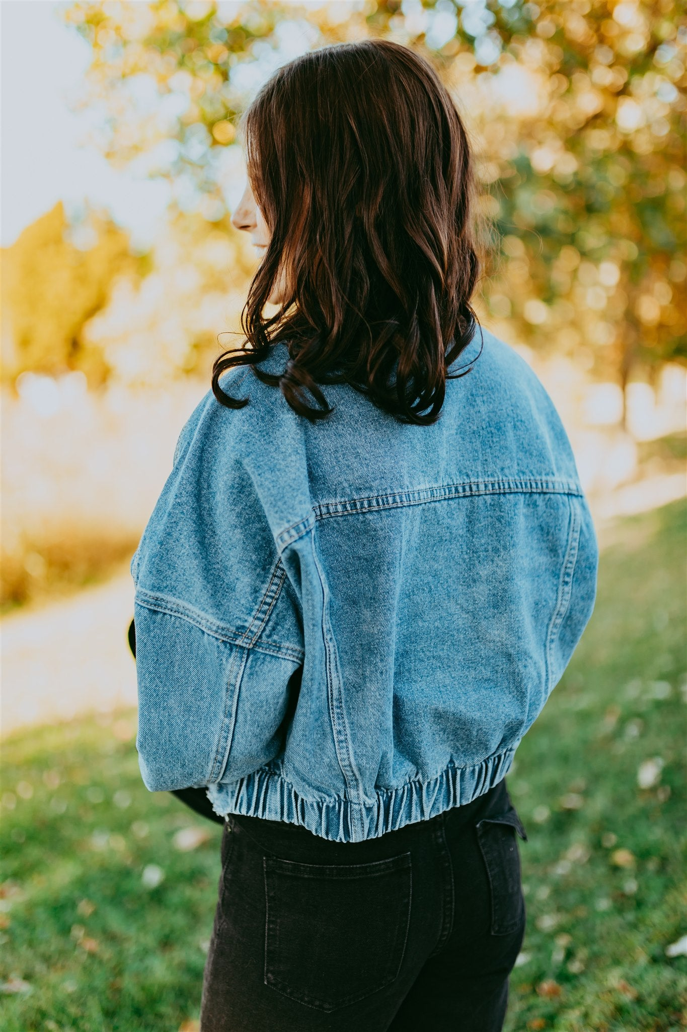 Past Life Denim Jacket