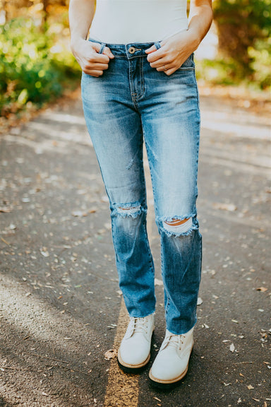 The Marlene Jeans - Medium