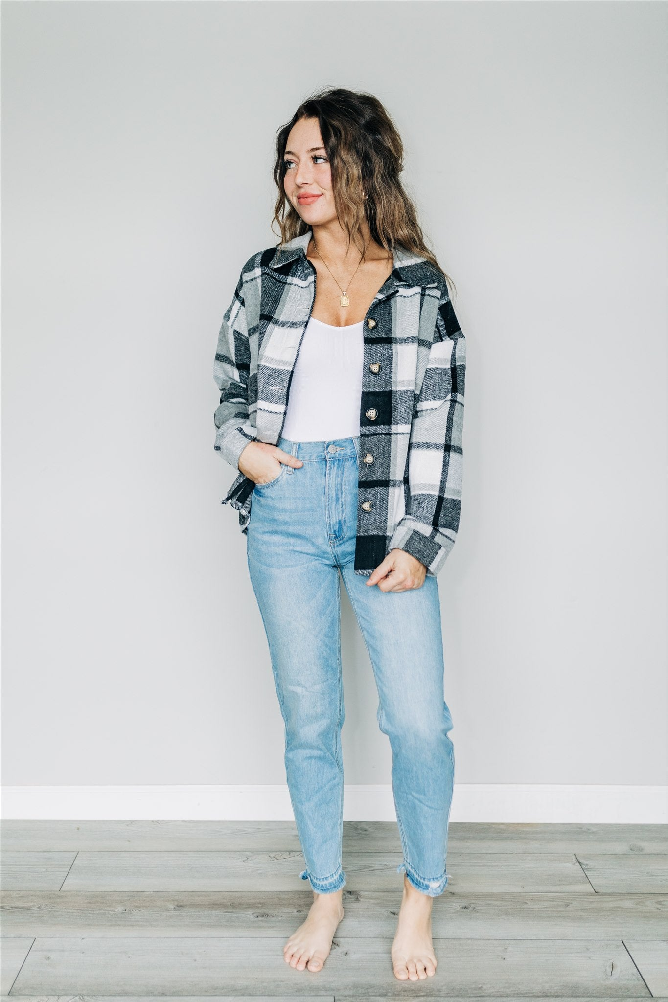 Willow Oversized Flannel