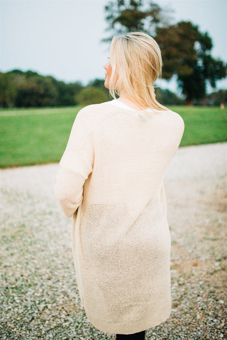 Hey There Knit Cardigan