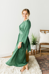 Emerald Isle Dress - Green