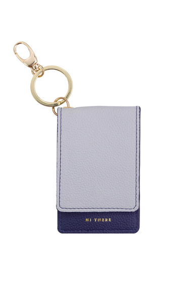 ID Case, Hi There (Stone/Navy)