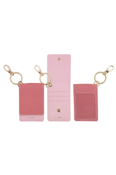 ID Case, Hi There (Poppy/Blush)