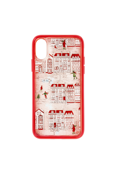 iPhone Case (X/Xs), Holiday Toile (MH)