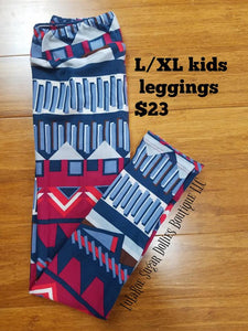 Kids L/XL Leggings