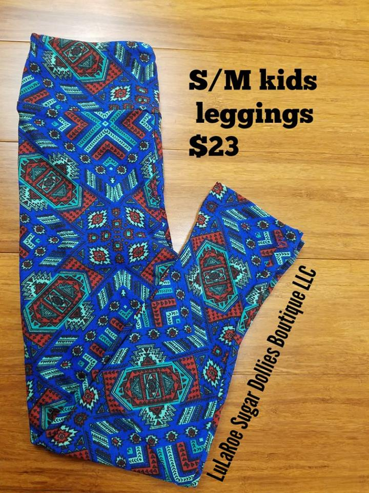 Kids S/M Leggings