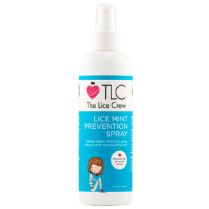Lice Mint Prevention Spray (8oz/236ml)