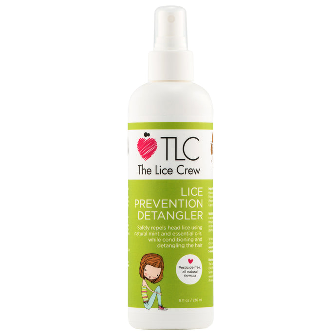 Lice Prevention Detangler (8oz/236ml)