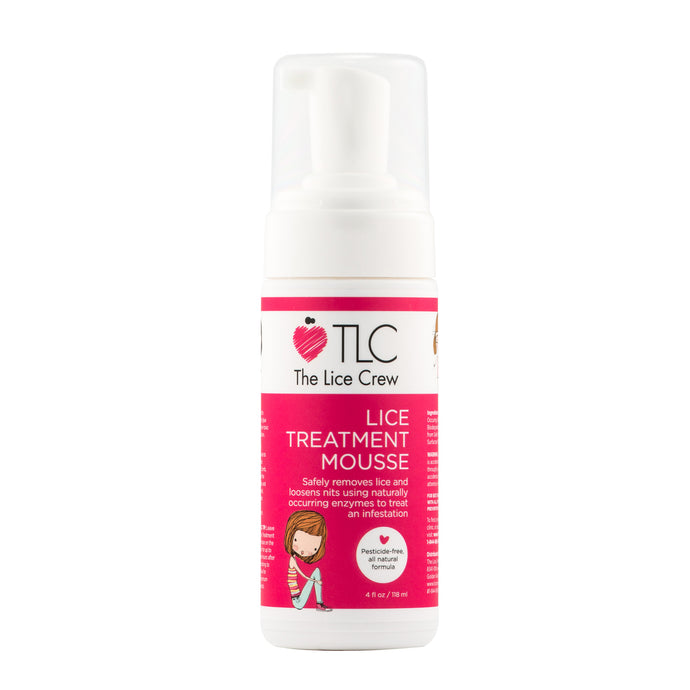 Lice Treatment Mousse (4oz/118ml)
