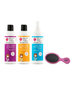 Head Lice Prevention Kit
