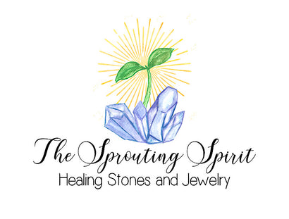 The Sprouting Spirit Healing Stones and Jewelry